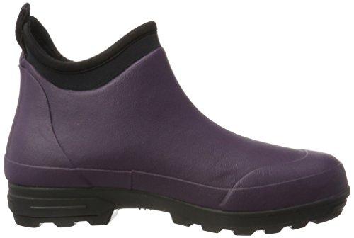Aigle Damen Landfast Schlupfstiefel Violett (aubergine 6)