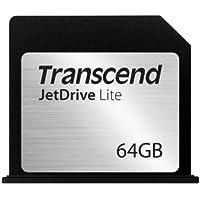 Transcend 64GB JetDrive Lite 130 Storage Expansion Card for 13-Inch MacBook Air (TS64GJDL130)