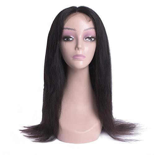 Straight 100% Human Hair Wigs 10