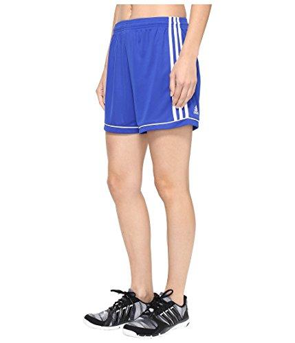 リングレット密ウガンダ(アディダス) adidas レディースショーツ?短パン Squadra 17 Shorts Bold Blue/White M