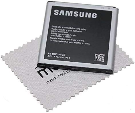 Galaxy Grand Prime Bater/ía para Original Samsung EB-BG530 LiIon para Samsung Galaxy J3 2016 G530 F J320F con mungoo pantalla pa/ño de limpieza