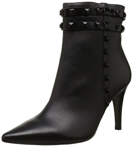 Belmondo 703538 01, Zapatillas de Estar por Casa para Mujer Negro - negro