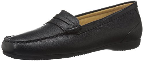 Trotters Women's Staci Penny Loafer Black