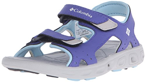Columbia Childrens Techsun Vent 3 Strap Water Sandal (Toddler/Little Kid)