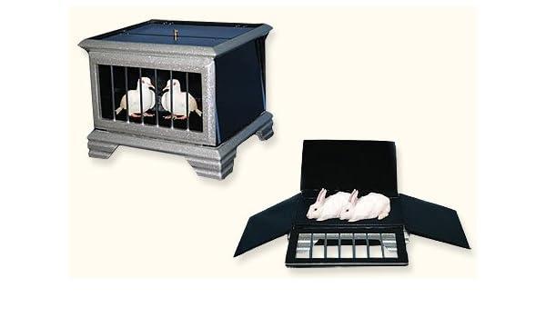 TORA MAGIC Jaula automática de Palomas a Conejos: Amazon.es ...
