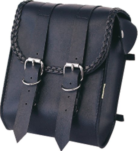 Willie & Max Braided Sissy Bar Bag SBB481