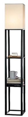 Shelf Floor Lamp with Shade - Threshold™ : Target