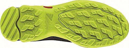 adidas Terrex Ax2r Gtx, Zapatillas de Senderismo para Hombre Negro (Negbas/Negbas/Seamso)