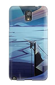 Waterdrop Snap-on Velocity 2x Case For Galaxy Note 3