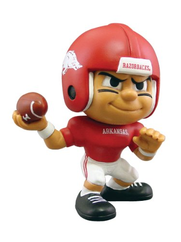 Ncaa Figurine (Lil' Teammates Arkansas Razorbacks Quarterback NCAA Figurines)