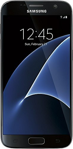 Samsung Galaxy S7 SM-G930A Unlocked Smartphone, (Black Onyx)