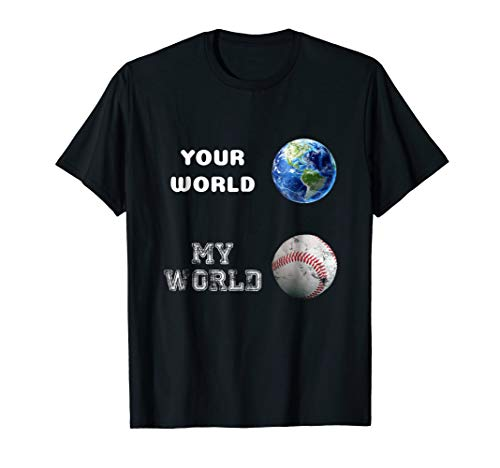 d6ba6e2672 Worldwide baseball t-shirt the best Amazon price in SaveMoney.es