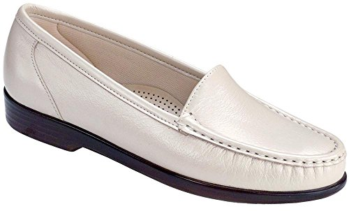 Simplify Womens Bone Closed Toe SAS Pearl nYfwqxPa