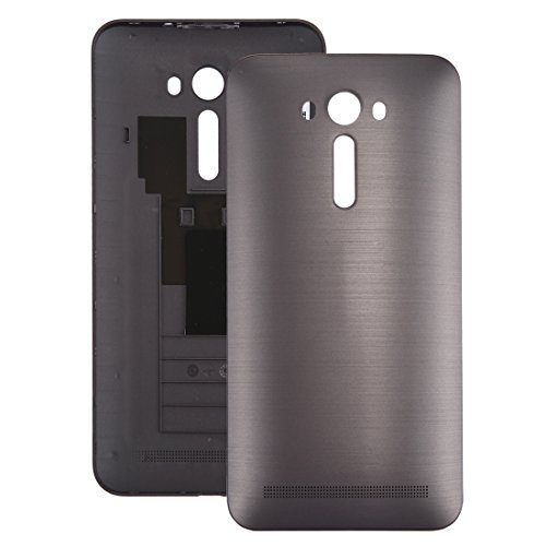 iPartsBuy for 5.5 inch Asus Zenfone 2 Laser / ZE550KL Back Battery Cover (Silver)
