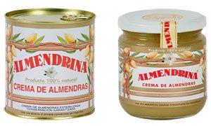 CREMA ALMENDRAS LECHE S/A