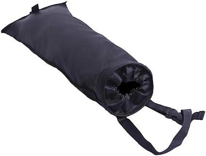 Car Garbage Trash Bin Carry Bag Sucker Trash Can Rack Hanger Organizer Waterproof