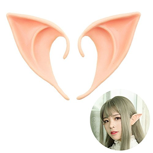 Men's Night Elf Costumes - Elf Ears Hobbit Ears Fairy's Adorable