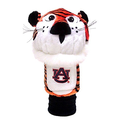 Team Golf NCAA Auburn Tigers Mascot Headcover - Tigers Mascot Headcover