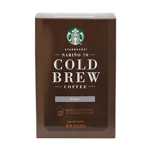 Starbucks Narino 70 Cold Brew Coffee Pitcher Packs - Makes 2...