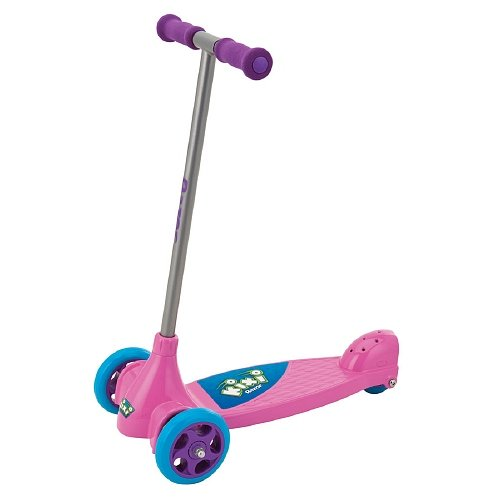 Razor Kixi Kix Scooter, Pink/Purple-1 ea