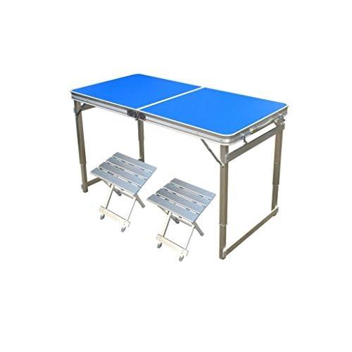 Aluminium Table Pliable Et Xing L'alliage Pliante Lin Une OiTwPZkuX