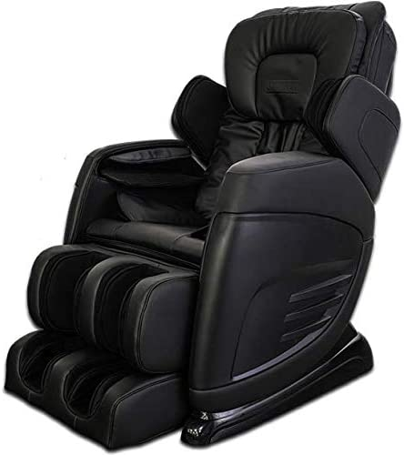 Full Body Shiatsu Massage Chair From Slabway with Heat and Roller Massagers for Foot, Upper Lower Back, Neck, Shoulder, Leg, Arm, provides the Best Massage for Sore Muscles