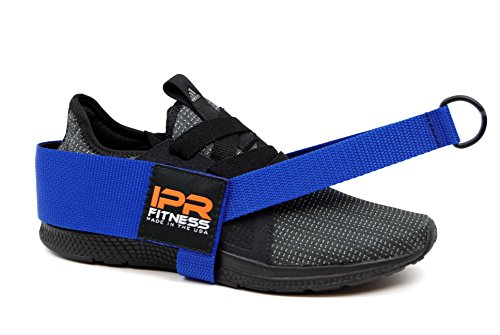 Crossover Kickback (IPR Fitness Glute Kickback LITE - Royal Blue, Men's)
