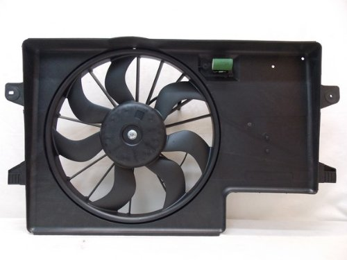 FO3115171 RADIATOR CONDENSER COOLING FAN FOR FORD FITS FOCUS 2.0 L4 4CYL (Cooling Fan Ford Focus compare prices)