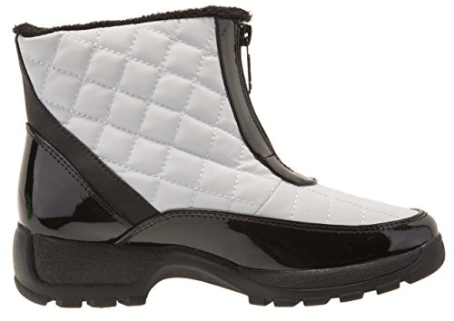 Totes Off Waterproof Boot White Women's Winter Slope Snow gYrvgqfS