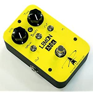 Rockett Pedals Lemon Aid Boost