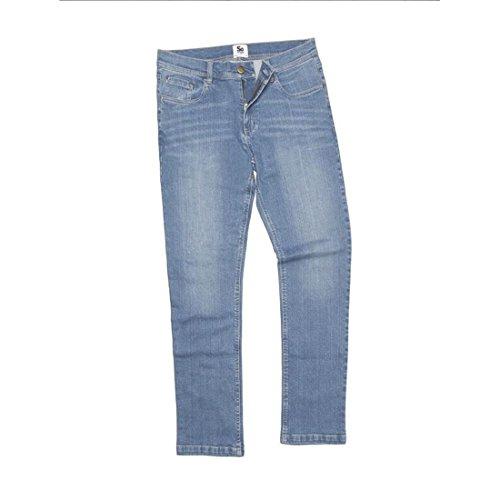 Denim Light Jeans So Blue Wash Uomo dBRnnZx