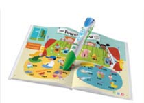 This interactive multi-subject book introduces nearly 40 kindergarten readiness skills.