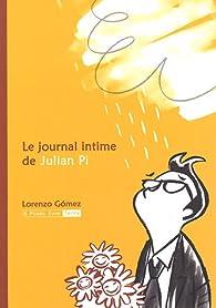 Le journal intime de Julian Pi par Lorenzo Gomez