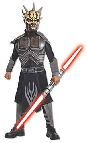 Darth Maul Brother Costumes - Star Wars Savage Opress Deluxe Muscle