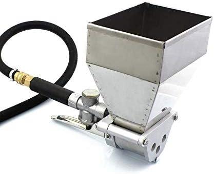Projecteur de ciment pneumatique  4l    acier inoxydable