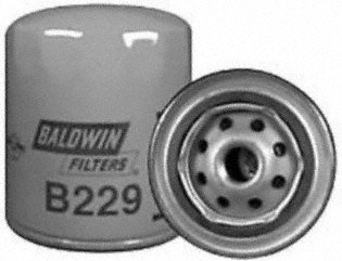 Baldwin B229 Spin-on Oil Filter | Case, David Brown, Isuzu & Toyota