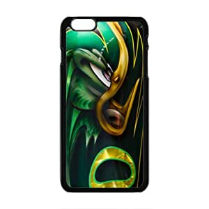 Distinctive green Christmas sweater Cell Phone Case for Iphone 6 Plus