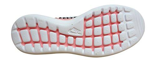 Nike Vrouwen Roshe Twee Flyknit Running Trainers 844.929 Sneakers Schoenen (us 9.5, Helder Meloen Wit Zwart 801)