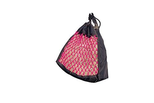 (Equisky Ultimate Hay Bag Black/Royal Net)