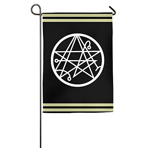 GBAAB Necronomicon Logo Game Spinning Pokle Flag 1827inch