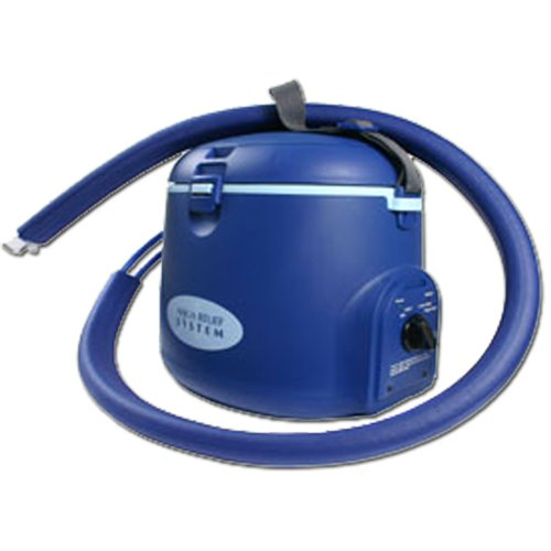 ARS Aqua Relief System Hot or Cold Water Therapy Device w/ Bonus Universal Therapy Pad - 1 ea