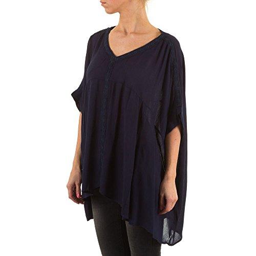 Ital-Design - Camisas - para mujer azul oscuro