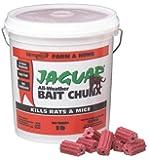 MOTOMCO Jaguar Mouse and Rat Bait Chunx/Pail, 9-Pound