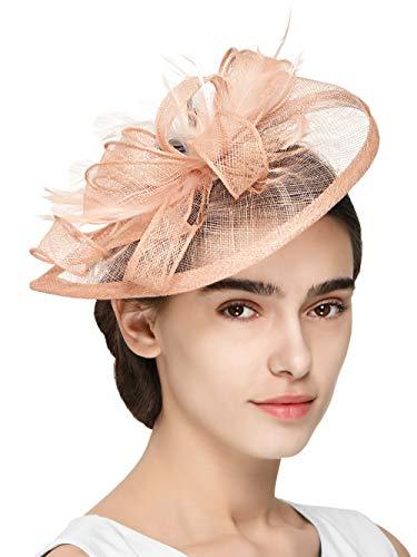 Fascinators Hat for Women Kentucky Derby Headband Wedding