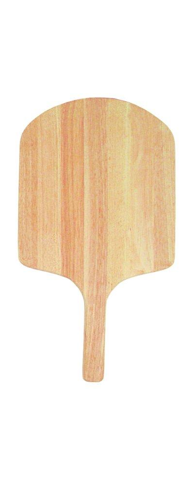 Update International WPP-1222 12-Inch by 14-Inch Wooden Pizza Peel, Green