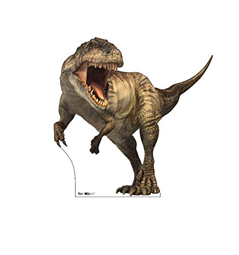Advanced Graphics Giganotosaurus Life Size Cardboard Cutout Standup - Natural History Museum]()