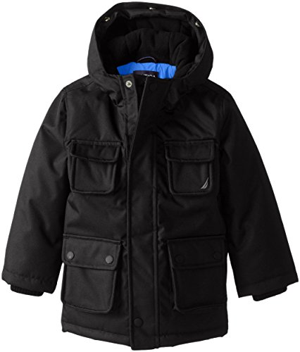 Coat Nautica Boys' Anchor Black Snorkle rqrg8ta
