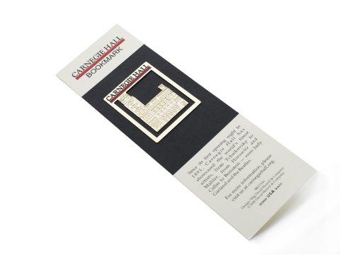 carnegie-hall-bookmark