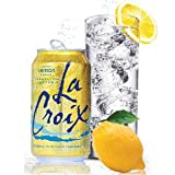 Lacroix Lacroix Lemon Spk Water (Pack Of 24)