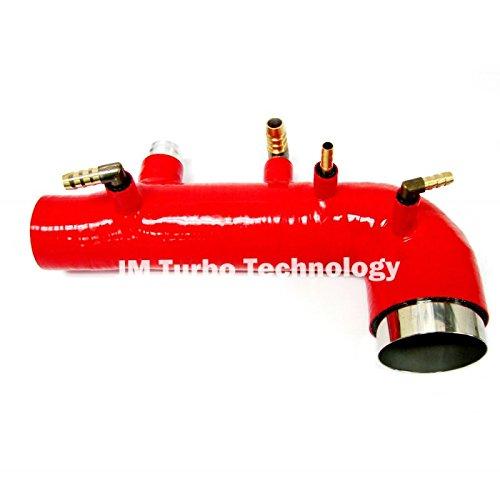 Turbocharger Silicone Inlet Hose for Subaru 02-07 WRX/STI / Forester EJ20 EJ25 Turbo